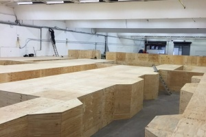 Swansea Gymnastics Centre – Pitted Area 2