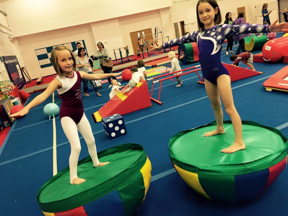 Gymnastic Parties